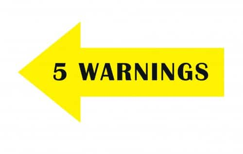 5Warnings